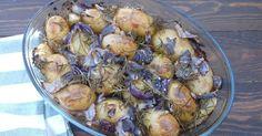 Unas patatinas (o papas) de guarnición con un sabor espectacular preparadas con Thermomix.
