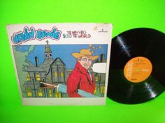 David Bowie ‎– The Man Who Sold The World MIS-MATCHED Vintage LP Vinyl Record #GlamRock #DavidBowie