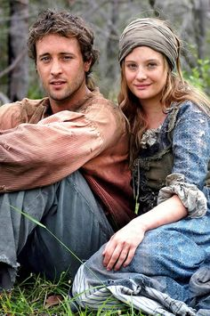 Alex O'Loughlin as Will in the Incredible Journey of Mary Bryant