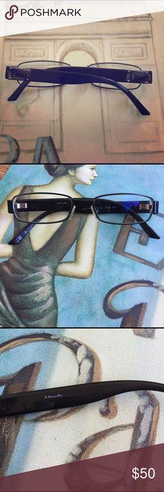 ‼️SALE‼️Dior eye glasses 👨🔬👓 prescription‼️trade value more Dior Accessories Glasses