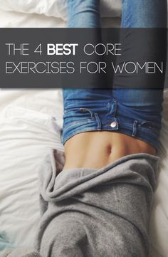 The 4 best core exercises for women