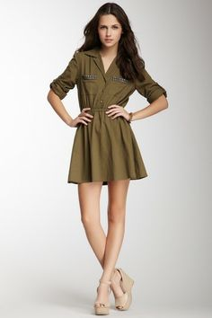 Huron Dress by What Goes Around Comes Around on @HauteLook