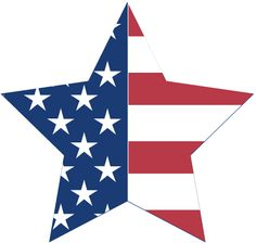 flag day free clip art