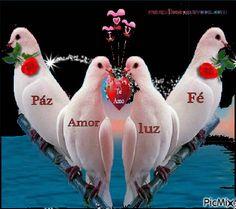 Consulte el PicMix Mensagens Dudanty que pertenece a Dudanty sobre PicMix. Dove Images, Love Heart Images, Love You Images, Love You Gif, You Dont Love Me, Beautiful Love Pictures, Beautiful Gif, Cherish Quotes, Love Quotes