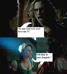 OUAT Comics - Rumpelstiltskin and Belle