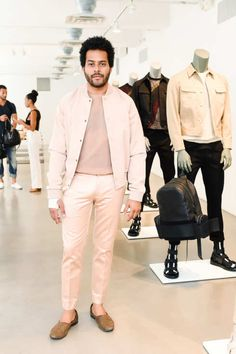 CALVIN KLEIN Collection Presents the Men's Spring 2016 Collection During New York Fashion Week: Men's