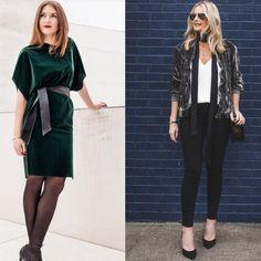 3 ways to wear velvet