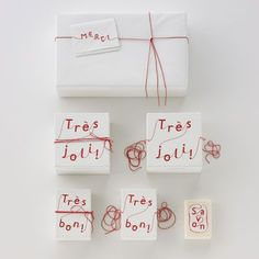 tres bon, jolli, red, white packaging