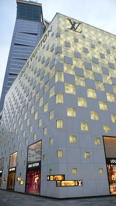 Louis Vuitton Flagship / Shenzhen, China@Boutique