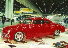 AutoRama. America's love affair with the automobile is legendary. In fact, for over fifty-seven years, custom car shows have paid tribute to the innovative workmanship that continuously re-invents and improves the vehicles of yesterday and today.