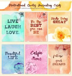 journaling-cards-quotes