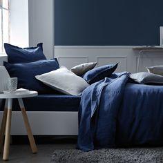 74 meilleures images du tableau Chambre bleu canard   Bedrooms, Bed ...