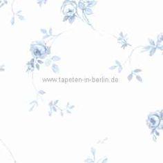 Rosen Tapete Landhausstil online kaufen