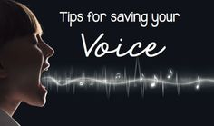 Tips for saving your voice: Blog post with advice for saving your voice as a teacher...especially helpful for music teachers!