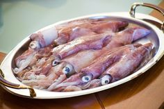 Free Calamari Animal In Plate Photo Cooking Squid, Cooking Calamari, Paella, Squid Fish, Chef Simon, Wok Recipes, American Beef, Seafood Buffet, Drink Photo