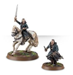 Bard the Bowman™, Girion Lord of Dale's Heir