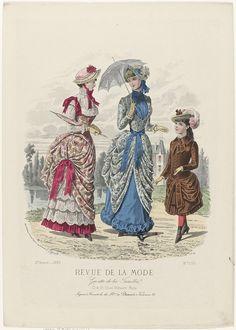 Revue de la Mode 1883