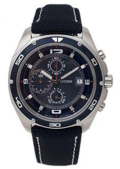 Citizen Chronograph AN3440-02L Men's Watch