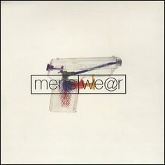 """For Sale - Menswear Being Brave UK  7"""" vinyl single (7 inch record) - See this and 250,000 other rare & vintage vinyl records, singles, LPs & CDs at http://eil.com"""