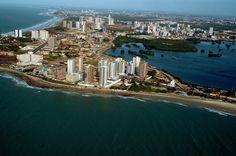 Sao Luis de Maranhao, Brazil... on the edge of the Atlantic