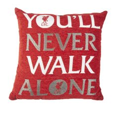 LFC Chenile Red Cushion