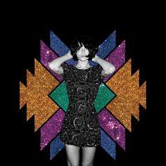 Liza Manili album cover • Leslie David