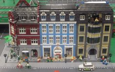 LEGO-WORLD-2012 houses