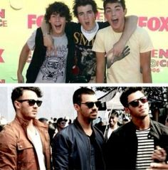 2007-2013. Teen Choice Awards. Jonas Brothers