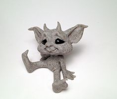 Hey, I found this really awesome Etsy listing at https://www.etsy.com/listing/195766491/original-goblin-troll-fairy-baby