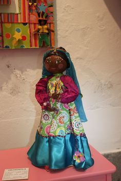 Shantala - Art Doll by Alexandra Graça