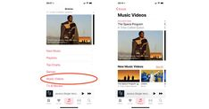 Music Videos Section Comes to Apple Music Ahead of iOS 11.3 Release