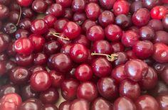 Liečivé višne + recept na višňový sirup Cherry, Fruit, Food, Syrup, Essen, Meals, Prunus, Yemek, Eten