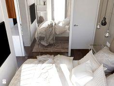 EVOLUXURY - LUXURY WORLD - Mała sypialnia małżeńska, styl glamour - zdjęcie od EVOLUXURY DESIGN