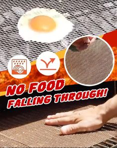 This protective grill mat allows barbeque masterpiece to fully absorb those awesome smoky flavors, unique mesh design keeps food from falling between the grates. I Grill, Grill Grates, Cooking On The Grill, Churros, Bbq Supplies, Best Gas Grills, Plastic Mat, Portable Grill, Gourmet Burgers