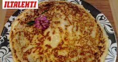Tämä letturesepti sopii niin suolaisiin kuin makeisiinkin räiskäleisiin. Pancakes, Food And Drink, Breakfast, Morning Coffee, Pancake, Crepes