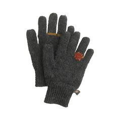 Girls' Oeuf® diamond ring gloves