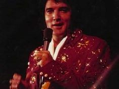 Elvis Presley-Trying To Get To You Live Las Vegas 1975.(Elvis answer machine.) - YouTube