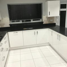 Installed The Nero Stella is a fine example of a black quartz kitchen worktop. It gives a very high class finish to any kitchen with it's mirror pieces. Kitchen Worktop, Kitchen Cabinets, Black Quartz, Granite, Home Decor, Decoration Home, Room Decor, Cabinets, Granite Counters