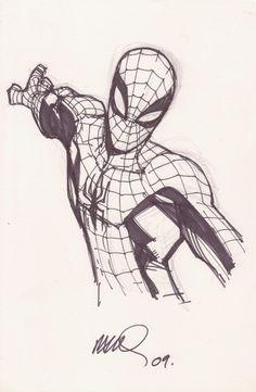 Humberto Ramos Spiderman.jpg (817×1250)