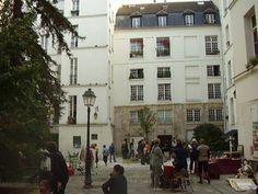 Village Saint Paul, Rue des Jardins Saint-Paul