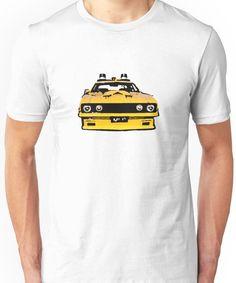 Mad Max pursuit car Unisex T-Shirt