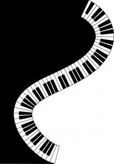 Piano Keyboard Waves Card Free Stock Photo – Public Domain P… – Musical instruments Piano Art, Piano Music, Art Music, Musik Wallpaper, Musik Illustration, Music Pics, Music Videos, Music Drawings, Music Painting