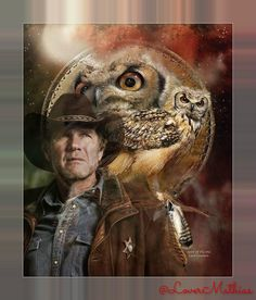#TeamOmar Happy #WaltWednesday #Longmire