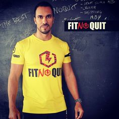Si estas en modo instalación de tu mejor versión, esta es tu camiseta técnica para no olvidarlo #FITNOQUIT   If you are in installing mode of your best version, this is your tech t-shirt to remind you daily #sportwear     👇👇👇👇👇👇👇👇👇👇👇👇 www.fitnoquit.com