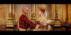 "Yul Brynner and Deborah Kerr perform ""Shall We Dance"" from the 1956 film version of ""The King and I. Dance 4, Partner Dance, Gary Jones, Trailer Peliculas, Yul Brynner, An Affair To Remember, Deborah Kerr, Shall We Dance, Light Of Life"