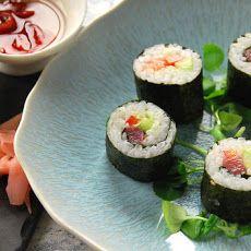 Salmon And Tuna Maki Sushi Rolls 29 Different recipes