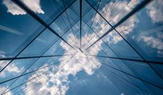 Sky and Glass by Fabien Dessart on 500px