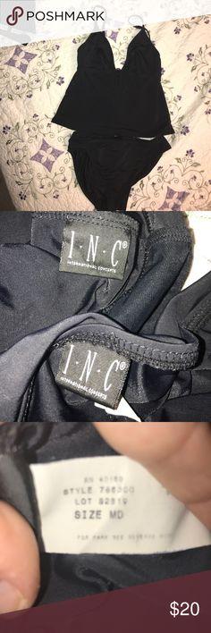 Women's INC 2 Piece suit size M Women's INC 2 Piece suit size M still in great condition INC International Concepts Swim