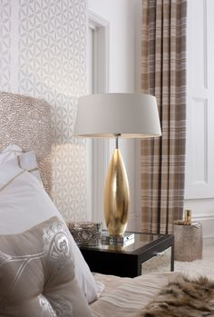 Hotel Interior Design Gold Glamour Table Lamps Over 3 000 Beautiful