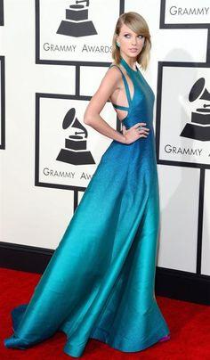 Taylow Swift en los Grammy